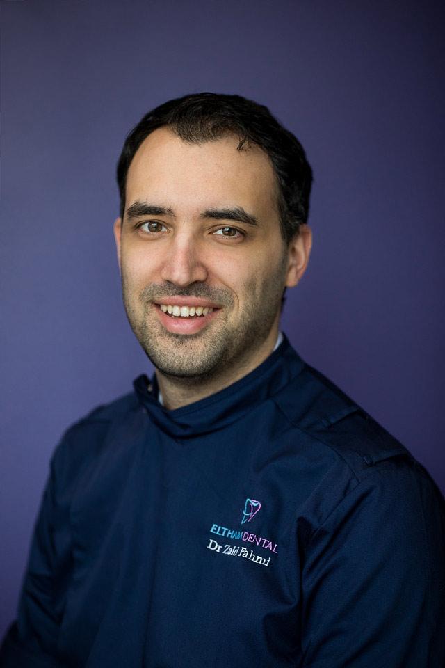 Dr Zaid Fahmi